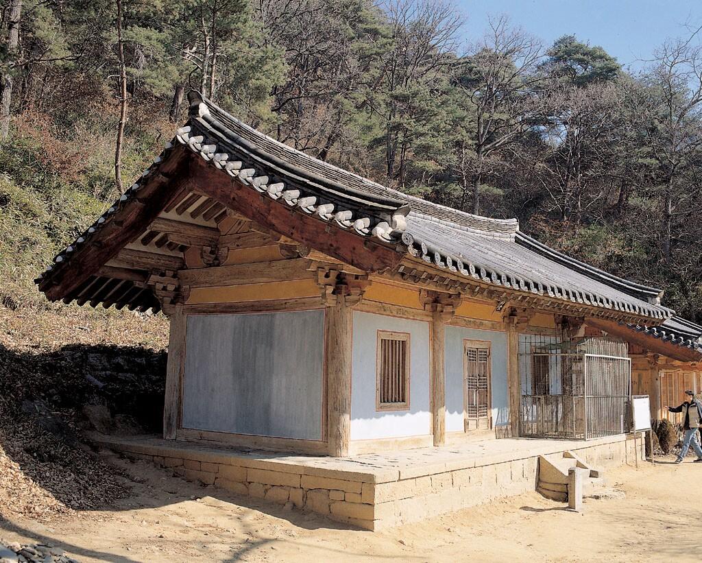 [국보  19호] 영주 부석사 조사당